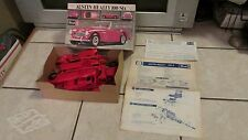Vintage Revell Austin-Healey 100-Six - 1:25 Model Car Kit H-1202 - 1976 NEW