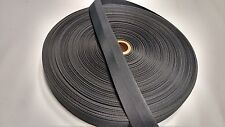 """DECK GREY 1 1/4"""" INCH MILITARY SPEC WEBBING 100 FT ROLL FABRIC OUTDOOR CAMO #342"""