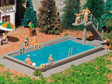 Vollmer Swimming Pool Kit 43809 HO Scale (suit OO also)