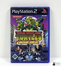 * PlayStation ps2-Teenage Mutant Ninja Turtles: Mutant Melee-completamente OVP *