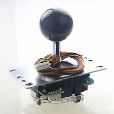 SANWA JLF-TP-8YT Joystick for Mad Catz SF4, MAME & Arcade Fighting Games - Gray