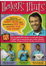 Haley's Hints DVD Haley Graham Household Cleaning Tips Public TV PBS