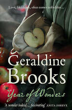 Year of Wonders, By Geraldine Brooks,in Used but Acceptable condition