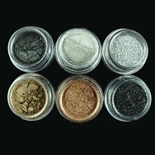 Eyeshadow Make Up HOT pigment Glitter Smoky Eye Version 6pcs