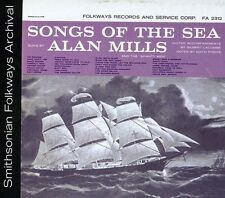 Alan Mills - Songs of the Sea: Sung By Alan Mills [New CD]