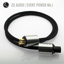 Zu Audio EVENT 5ft [1.5m] Premium Hi-Fi Power Cable (AC Mains)