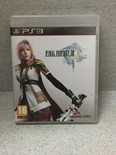 FINAL FANTASY XIII JEUX PS3 AVEC NOTICE PLAYSTATION