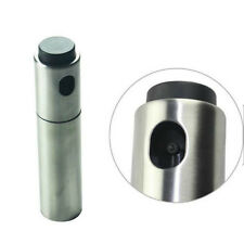 Stainless Olive Mister Spray Pump Bottle Oil Sprayer Pot Steel Cooking Tool Ware