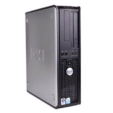 Dell Optiplex Desktop Computer PC Windows 7 Pro~ Core 2 Duo~4GB~160GB HDD