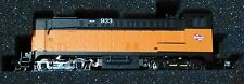 Atlas N #51016 Baldwin VO1000 No Step Guards - Standard DC - Milwaukee Road #933
