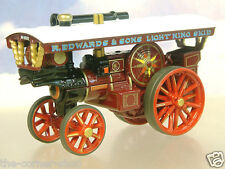 CORGI BURRELL SHOWMAN'S ENGINE STARLIGHT R.EDWARDS/SONS LIGHTNING SKID DG125023