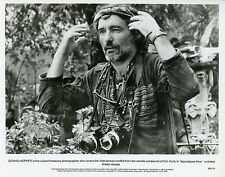 DENNIS HOPPER F. F. COPPOLA APOCALYPSE NOW 1979 VINTAGE PHOTO ORIGINAL #9 NIKON