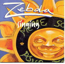 ZEBDA - rare CD Single - France - Promo