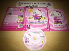 PC HELLO KITTY ROLLER RESCUE COMPLETO PAL ESPAÑA