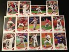 2013 Topps Series 1 Arizona Diamondbacks Team Base Set 14