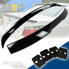PAINTED BMW 5 SERIES E60 A TYPE ROOF &  BOOT TRUNK SPOILER 04-10 530i 525xi