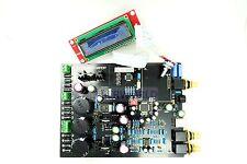 Fiber+Coaxial+USB DAC Decorder Board for AK4495SEQ AK4118 NE5534 DOP DSD w/32BIT