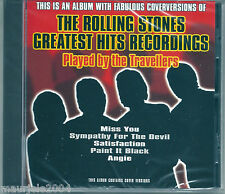 The Travellers. The Rolling Stones Greatest Hits Recordings (2003) CD NUOVO SIGI