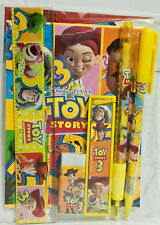 Disney Toy Story Woody Buzz Jessie Stationary Set Party School Supply Lotso