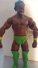 WWE WWF Mattel Wrestling Figur 2011 New Day Kofi Kingston