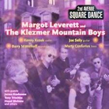 Second Avenue Square Dance * by Margot Leverett (CD, Nov-2008, (cd3298)