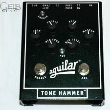 Aguilar Tone Hammer Preamp / Direct Box Pedal -  510-250