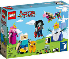 LEGO Ideas - 21308 Adventure Time - Neu & OVP - Exklusiv