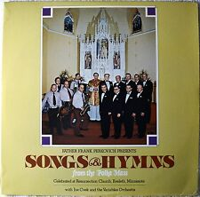 Father Frank Perkovich Presents Songs & Hymns from the Polka Mass LP NM Gospel