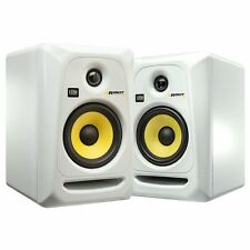 KRK Rokit RP5 G3W - White (Pair) Active Studio Monitor Speakers
