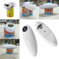Automatic Electric Tin Can Opener Bottle Tin Can Open Tool Kitchen EA