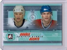 KIRK MULLER 11/12 ITG Forever Rivals Double Agents #DAG-07 Insert Hockey Card