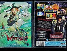 Tweeny Witches OVA: The Adventures - Brand New 2 DVD Anime Set