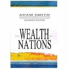 The Wealth of Nations : Abridged by Adam Smith (2011, Paperback)