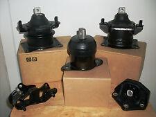 SET OF 5 ENGINE & TRANSMISSION MOUNTS FOR 2004-2006 ACURA TL (3.2L, V6, 3210cc).
