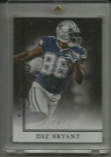 2014 Panini Limited Dez Bryant 1/1 Dallas Cowboys