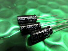 100v 1uf 105°C Long Life, Low Impedance, Radial Capacitor YXF Series **10 per**