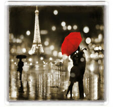 PARIS KISS FRIDGE MAGNET GIFT IMAN NEVERA REGALO