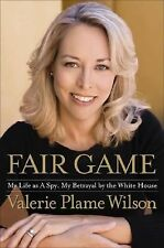 Fair Game: My Life as a Spy, My Betrayal by the White House Very Good Free Ship