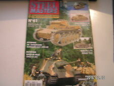 **b Steel masters n°41 Camouflages Allemands 1937 - 1945 / Le M109 Paladin