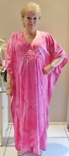 Long  Kaftan Dress Casual or dressy Grecian fall Boho Plus size 14-24 New