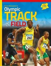 Great Moments in Olympic Track & Field (Great Moments in Olympic Sport-ExLibrary