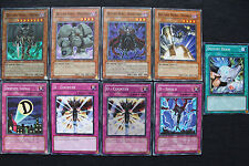 Destiny Hero deck set (Dogma, Defender, D Shield, Counter, Draw, Signal, Dunker)