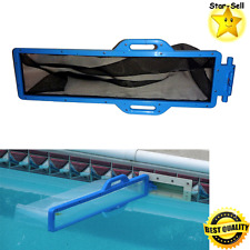 Pool Skimmer Above Ground Pools Net Debris Leaves Skimming Cleaning Supplies