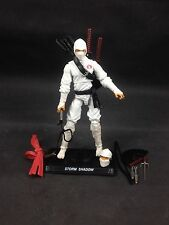 GI JOE TRU ex 50th ANNIVERSARY 2016 Sinister Allies Storm Shadow loose