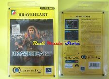 PC CD ROM BRAVEHEART mel gibson italy LEADER SIGILLATO SEALED CLASSIC no dvd