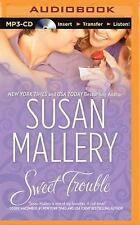 Bakery Sisters: Sweet Trouble 3 by Susan Mallery (2015, MP3 CD, Unabridged)