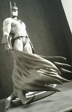 BATMAN BLACK & WHITE STATUE MICHAEL TURNER NEW DC COLLECTIBLES CLAYBURN MOORE