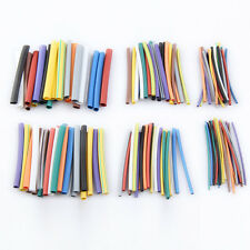 144pcs Assortment Halogen-free Heat Shrink Tubing Sleeving Wrap Wire Kit