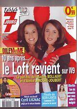 Télé 7 JOURS N° 2607 mai 2010
