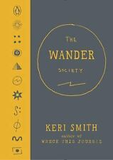 The Wander Society by Keri Smith (2016, Hardcover)